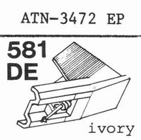 SHERWOOD ATN-3472 EP Stylus, DE