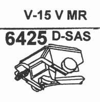 SHURE V-15 V/MR - SAS, Stylus, D-SAS