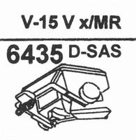 SHURE V-15 V/xMR - SAS, Stylus, D-SAS