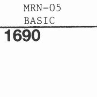 SIGNET MRN-5 BASIC GREY Stylus
