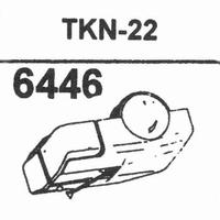 SIGNET TKN-22 STYLUS ELLIPT. Stylus