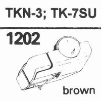 SIGNET TKN-3 FOR TK-7 SU Stylus, SHIBATA