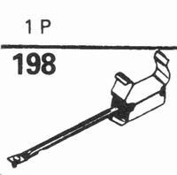 SONOTONE 1-P Stylus, DS<br />Price per piece