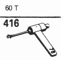 SONOTONE 60-T Stylus, sapphire normal (78rpm) + sapphire ste