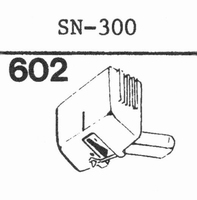 SONOVOX SN-300 Stylus, diamond, stereo