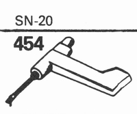 SONTRA SN-20 Stylus, sapphire normal (78rpm) + sapphire ster