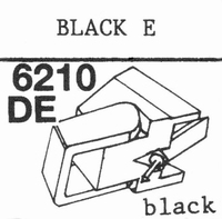 SONUS BLACK E Stylus, DE<br />Price per piece