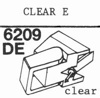 SONUS CLEAR E Stylus, DE<br />Price per piece