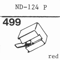 SONY ND-124-P; ND-125-G Stylus, DS<br />Price per piece