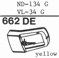 SONY ND-134 G, VL-34 G Stylus, DE<br />Price per piece