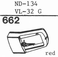 SONY ND-134; VL-32 G Stylus, DS
