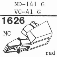 SONY ND-141 G Stylus<br />Price per piece