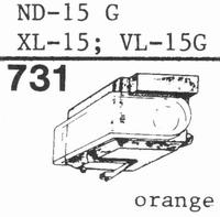 SONY ND-15 G Stylus, DS