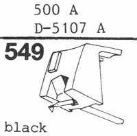 STANTON 500 A, 500 AA Stylus, DS