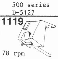 STANTON D-5127 78-RPM COPY Stylus, DN