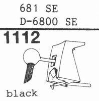 STANTON D-6800 SE Stylus