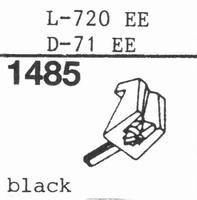STANTON D-71 EE(L-720 EE) Stylus<br />Price per piece