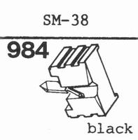 SUPEX SM-100 MK 2 Stylus, DS-OR