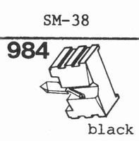 SUPEX SM-100 MK 2 Stylus, diamond, stereo, original