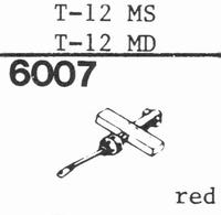 TETRAD T-12 MD Stylus, SN/DS