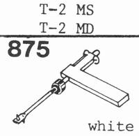TETRAD T-2 MS; T-2 MD Stylus, SS/SS
