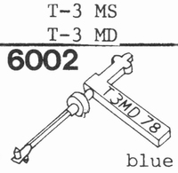 TETRAD T-3 MS; T-3 MD Stylus, SS/DS