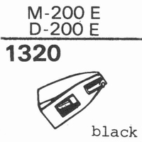 THORENS (ORTOFON) D-200 E Stylus