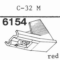 TOSHIBA C-32 M Stylus, diamond, stereo, original