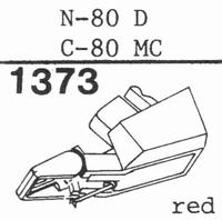 TOSHIBA C-80 MC Stylus