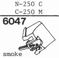 TOSHIBA N-250 C, C-250 M Stylus, diamond, stereo