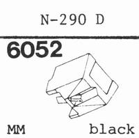 TOSHIBA N-290 D Stylus, diamond, stereo