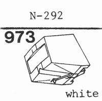 TOSHIBA N-292 Stylus, diamond, stereo