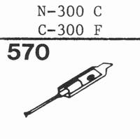 TOSHIBA N-300-C Stylus, diamond, stereo