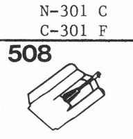 TOSHIBA N-301-C Stylus, diamond, stereo