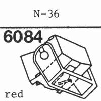 TOSHIBA N-36, ONKYO DN-74 ST Stylus, diamond, stereo