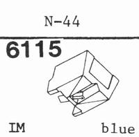 TOSHIBA N-44 C Stylus, diamond, stereo