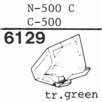 TOSHIBA N-500 C Stylus, diamond, stereo