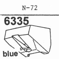 TRIO/KENWOOD N-72 Stylus, DS