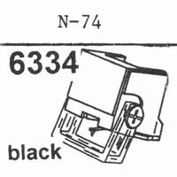 TRIO/KENWOOD N-74, N-75  Stylus, diamond, stereo
