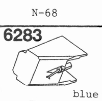 TRIO/KENWOOD N-68 Stylus, diamond, stereo