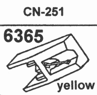 U.P.O.'S. CN-251 (Cartridge MG-2831) Stylus, DS