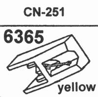U.P.O.'S. CN-251 (Cartridge MG-2831) Stylus, DS