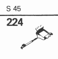 VACO S-45 Stylus, DS