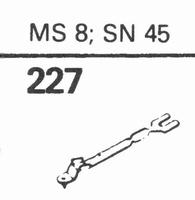 VACO SN-45, MS-8 Stylus, DS