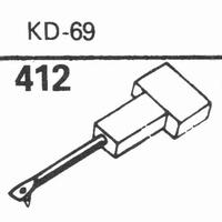 VALKONA KD-69 Stylus, DS