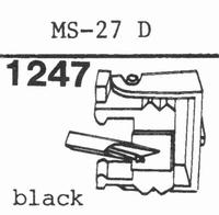 VALKONA/VEB MS-27 D Stylus