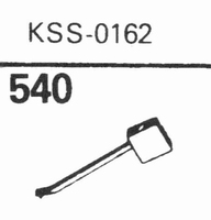 VEB KSS-0162 Stylus, diamond, stereo