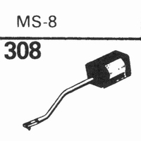 VEB MS-8 Stylus, diamond, stereo