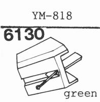 VISONIK YM-818 Stylus, diamond, stereo