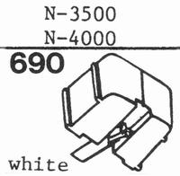 YAMAHA N-3500, N-4000 Stylus, diamond, stereo